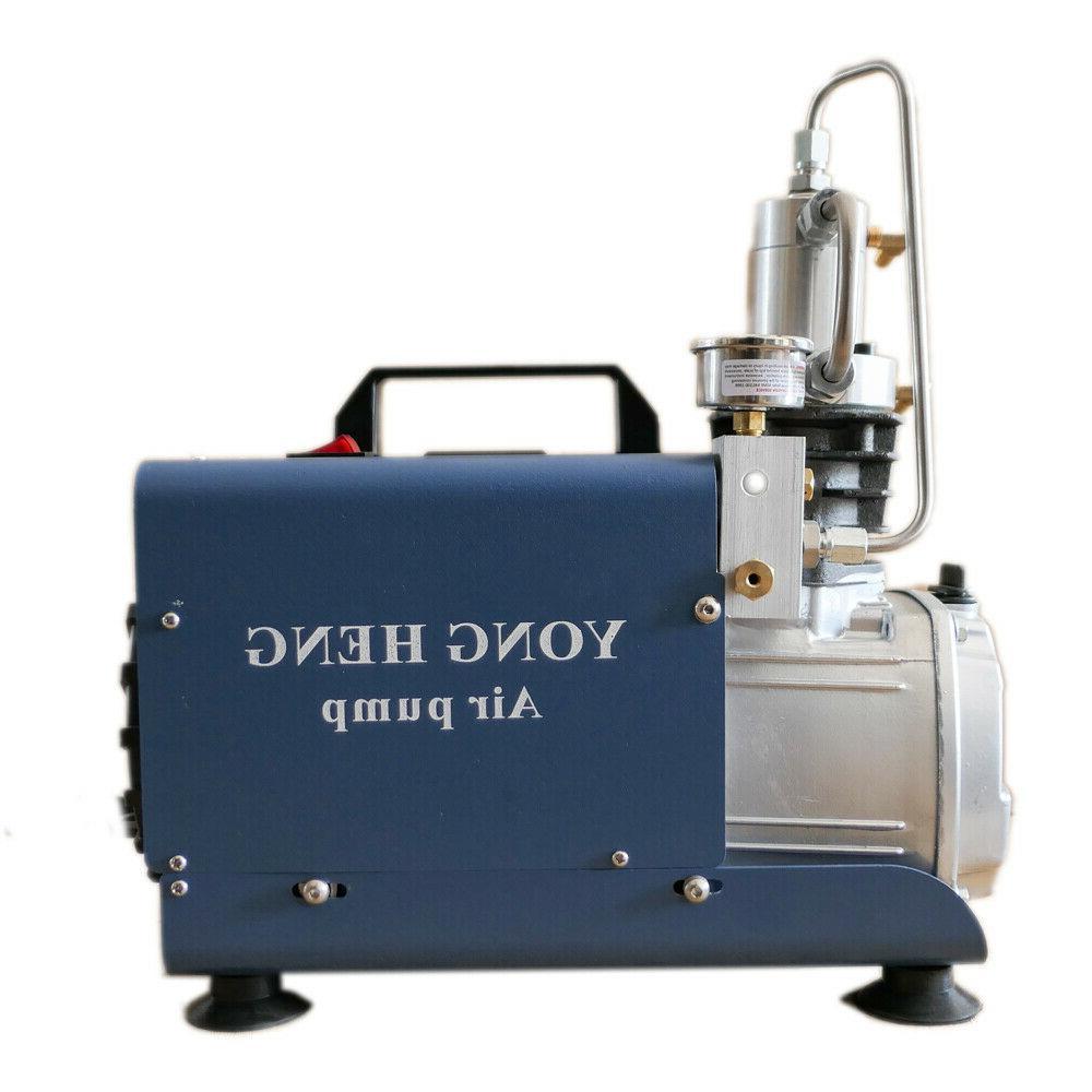 220v yong heng pcp 30mpa electric air