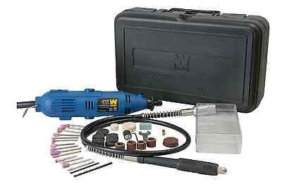 WEN 2305 Rotary Tool Kit with Flex Shaft, Dremel | New | FRE