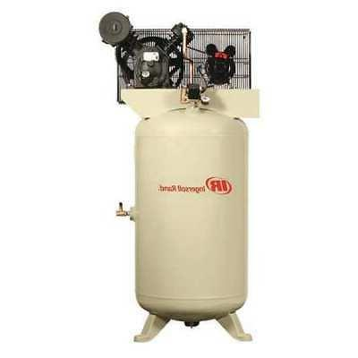 INGERSOLL-RAND 2340N5 Electric Air Compressor, 2 Stage, 5 HP