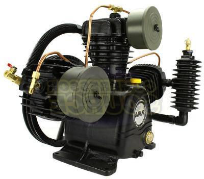 Puma Two Stage Air Compressor SCFM