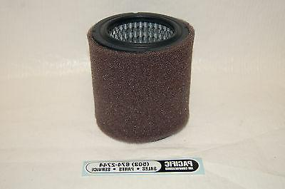 INGERSOLL RAND # 36330T78 POLYESTER WASHABLE FILTER ELEMENT