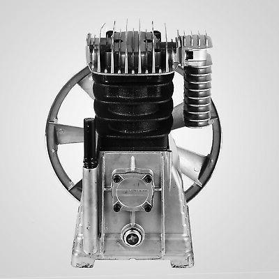 Air Compressor Pump Aluminum Stage Cylinder