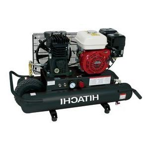 5.5 HP Gas Air Compressor with Panel