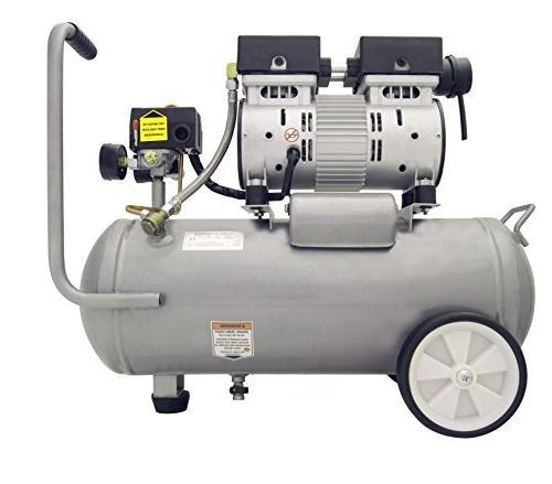 California Air Ultra Quiet 1.0-HP Air Compressor