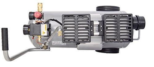 California 5510SE Ultra and Oil-Free 1.0-HP Steel Tank Air