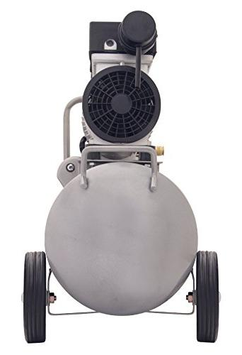 California Ultra and 1.0-HP Steel Tank Air Compressor