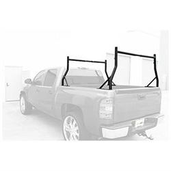 MaxxHaul 70386 Black Adjustable Pick-Up Truck Rack