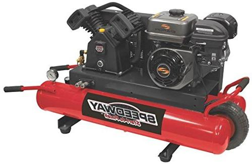 7295 gas wheelbarrow air compressor