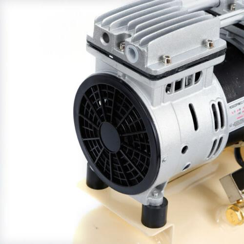 550W Air Air Compressor 8L Mobile 57db low noise EU