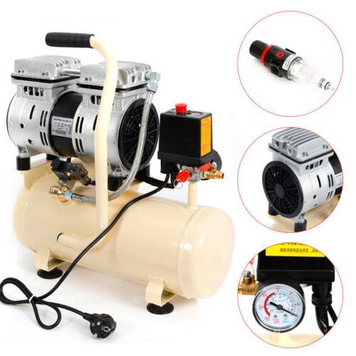 550W Air Compressor piston Air Mobile 57db low EU