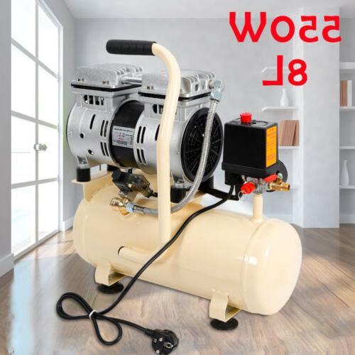 550W Air Compressor Air Compressor Mobile EU