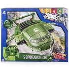 Air Hogs - RC Thunderbird 2, Flying Toy With Gyro-stabilizer