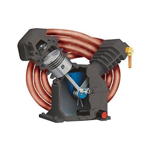 - Ingersoll Rand Reciprocating - 7.5 HP, 3 2475N7.5-V