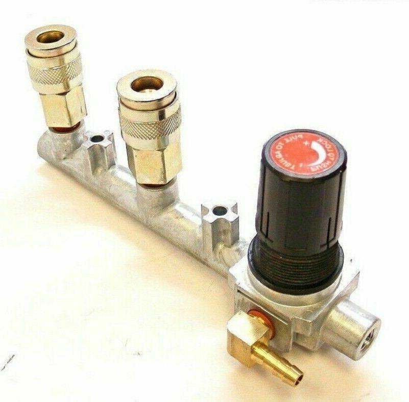 a13369 porter cable air compressor manifold genune
