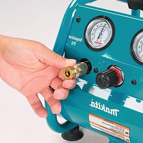 Makita AC001 HP 1 Gallon Oil-Free Air Compressor