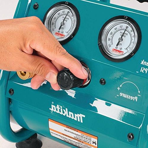 Makita 0.6 HP 1 Oil-Free Compact Air