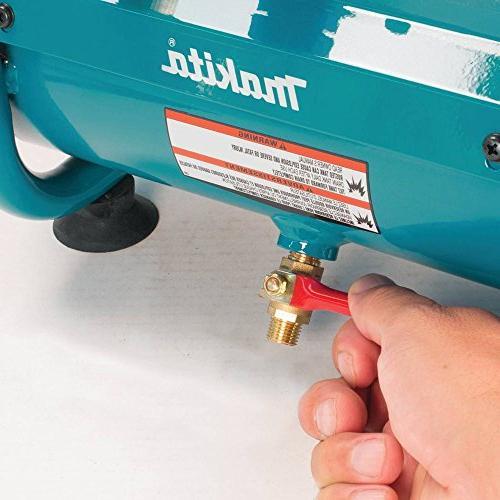 Makita AC001 1 Oil-Free Air Compressor