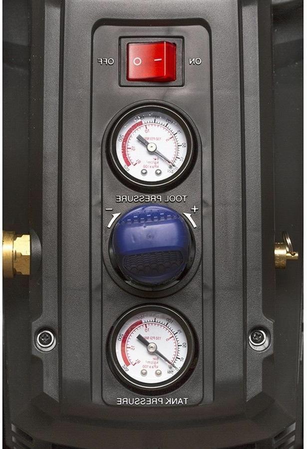 8 Gallon Air 1.8 120 150 Horizontal New Kobalt