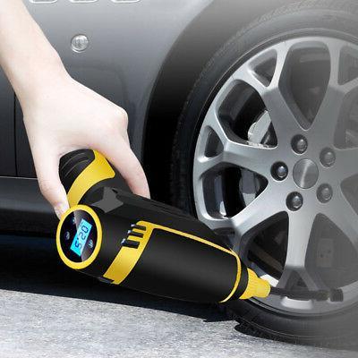 Air Portable Light Car Pump