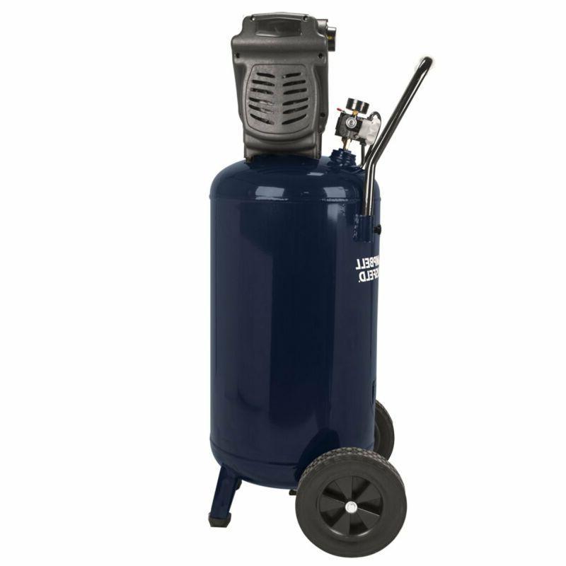 Air Vertical Portable OilFree CFM PSI Motor