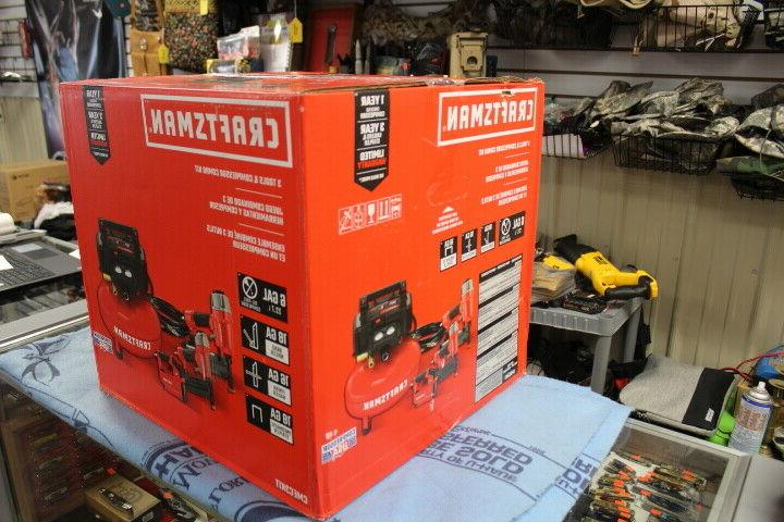 CRAFTSMAN Air Portable Included New