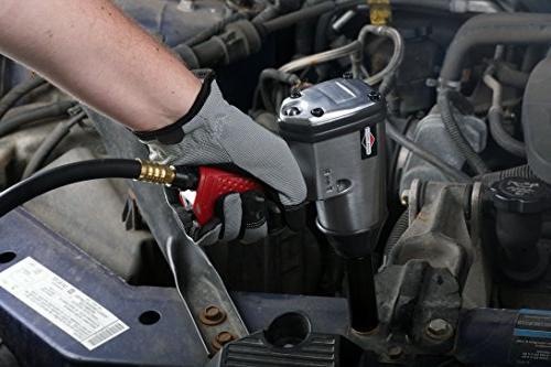 Briggs Stratton 6-Gallon Air Compressor, Hotdog