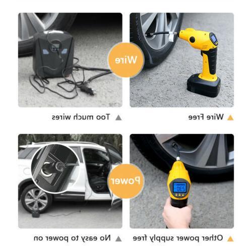 Air Compressor Handheld Portable Pump Emergency