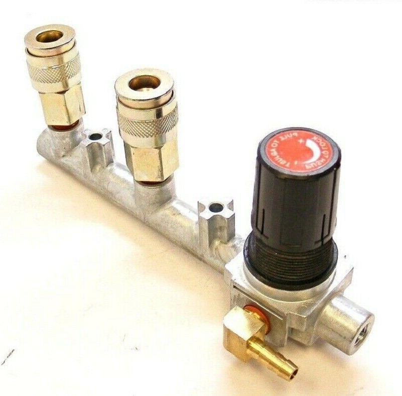 air compressor manifold part a13369 free shipping