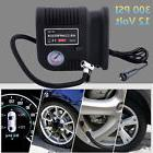 Air Compressor Portable Pump 300 PSI Auto Car SUV Tire 12V v