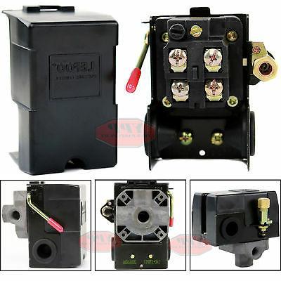 Four Port Air Compressor Pressure Switch Control Valve 145-1