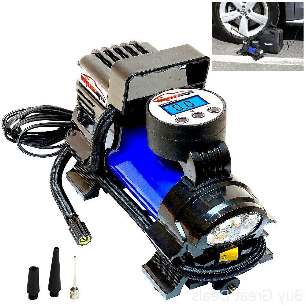 air compressor pump tire inflator