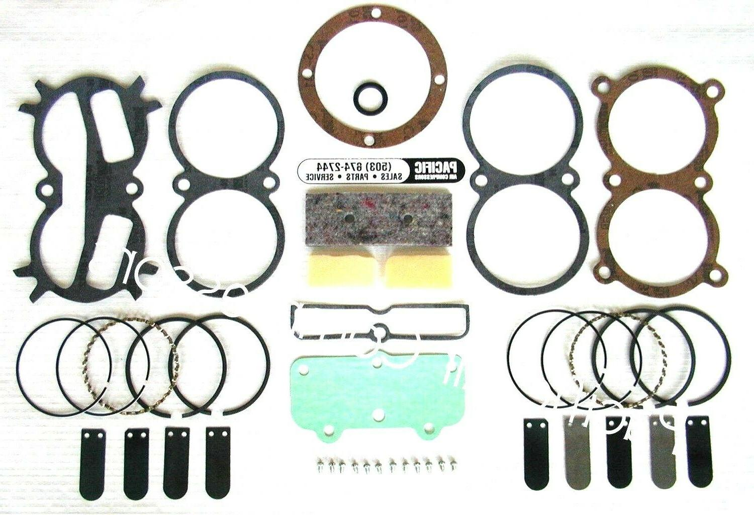AIR COMPRESSOR REBUILD PART KIT CAMPBELL HAUSFELD SEARS WARD