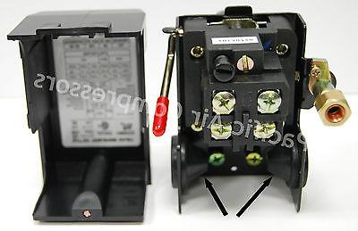 air compressor replacement pressure switch four port