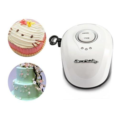 Spirit air Spray Art Kit+Airbrush for Cake Decorate