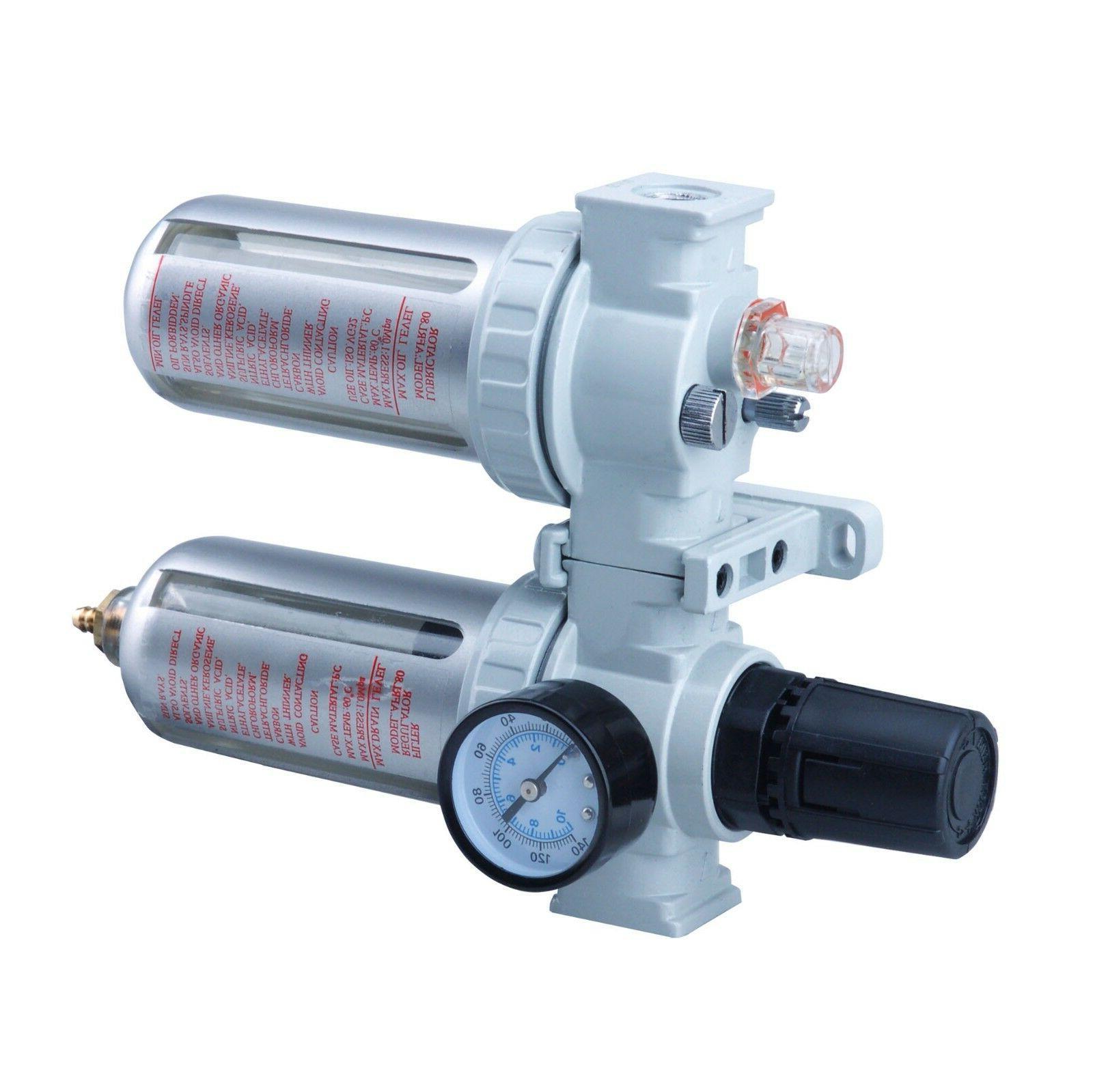 Speedway Filter Regulator and Lubricator Water