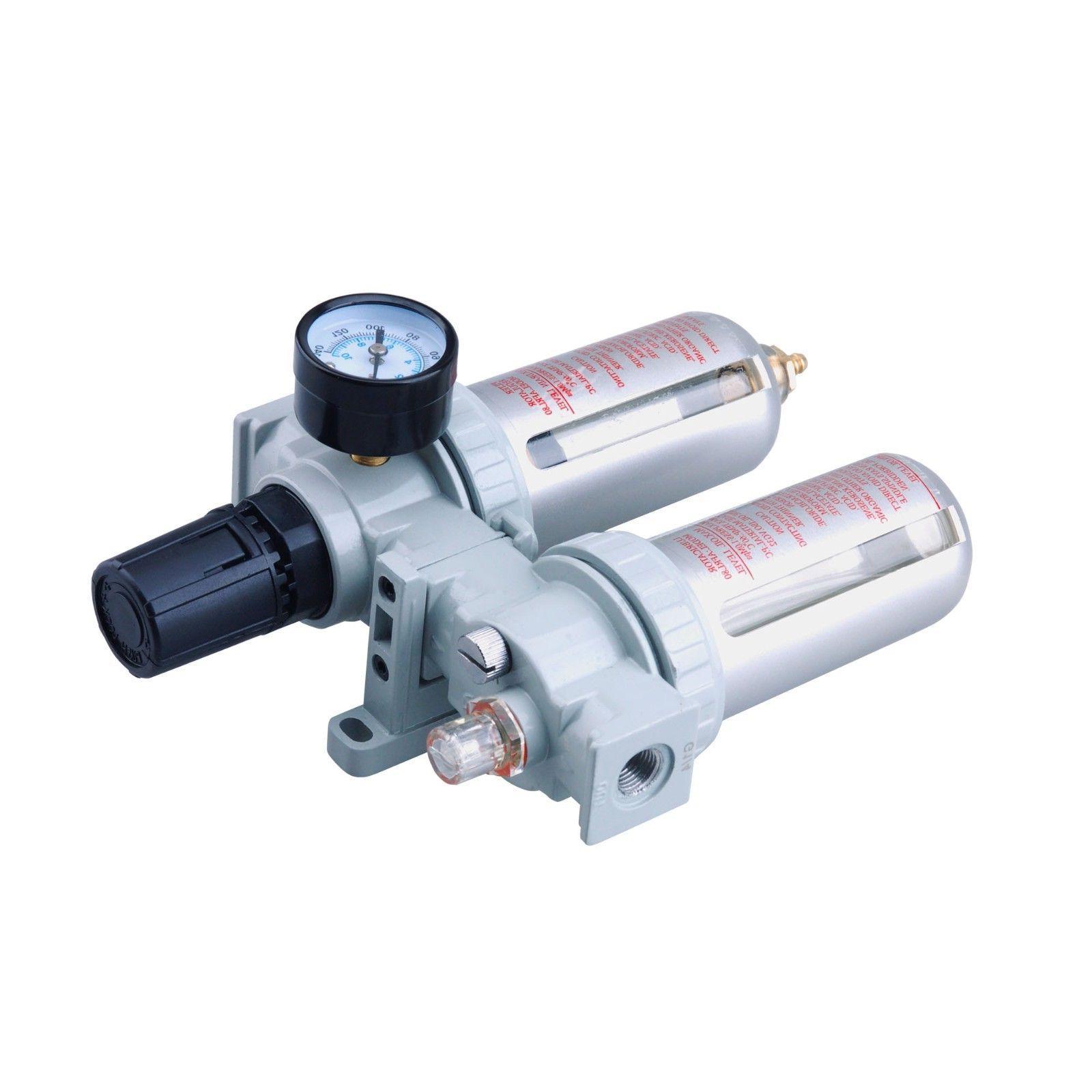 air control unit filter regulator and lubricator