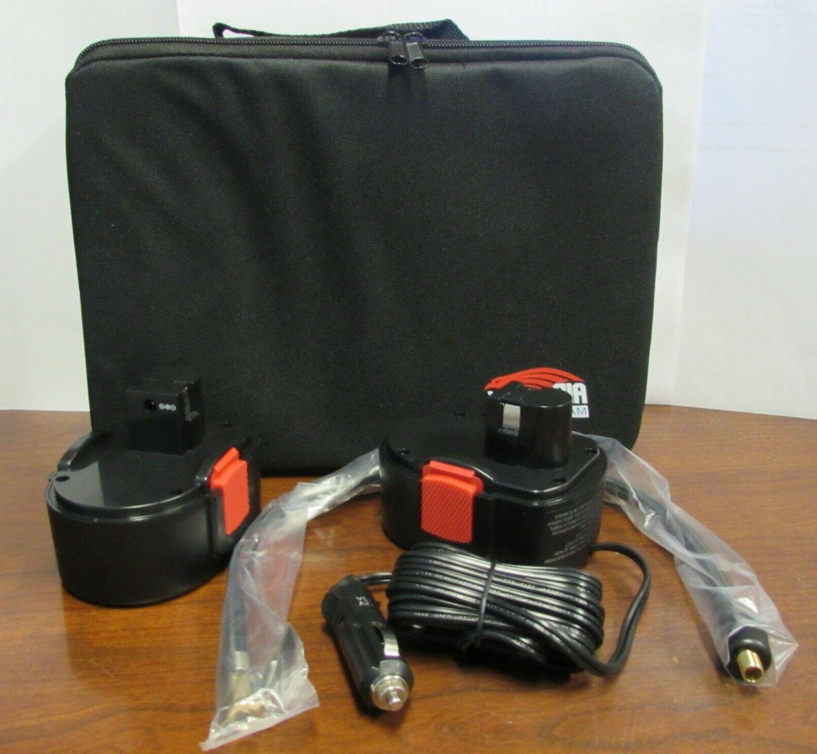 ONTEL Automatic Tire Portable Compressor