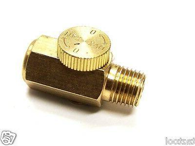 Air Regulator Solid Brass Air Compressor Adjustable Air Flow
