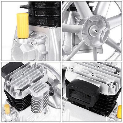 Aluminum 3HP Head Motor 145PSI 11.5CFM
