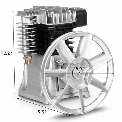 Aluminum 3HP Air Head Pump 145PSI