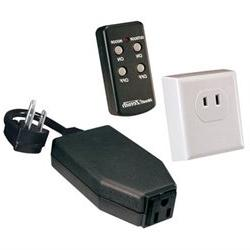 Basic Solutions Wireless Remote Kit with Indoor and Outdoor