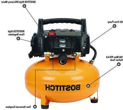 Bostitch 150 PSI Electric Compressor