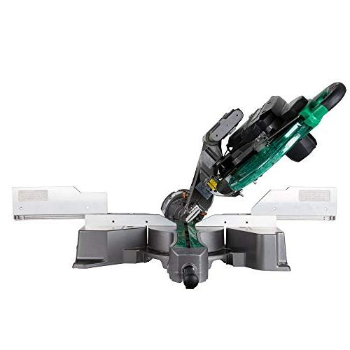 Hitachi Dual Compound Miter Saw with Laser Marker