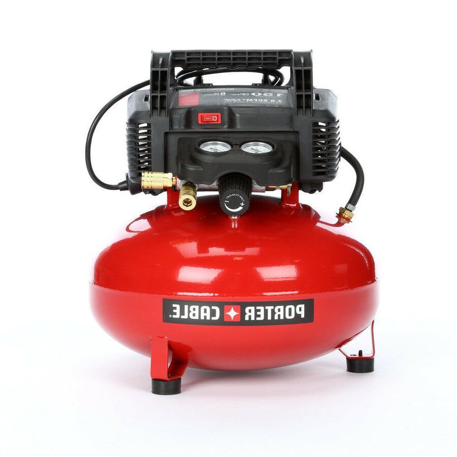 Porter-Cable C2002 150 6 Gallon Air