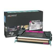 Original Lexmark C734A1MG 6000 Yield Magenta Toner Cartridge