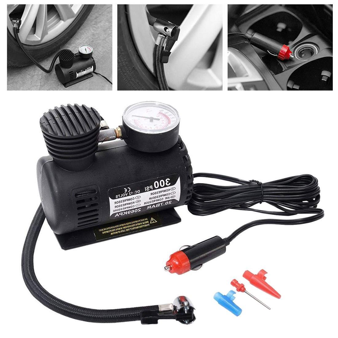 Car Vehicle <font><b>Air</b></font> 300 Pump Parts Universal