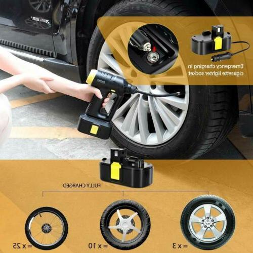 Car Air Tire Auto Pump 150PSI