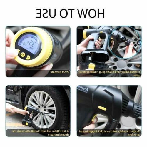 Car Auto Tyre Pump 150PSI