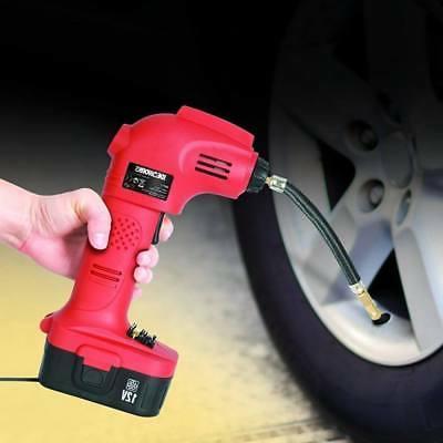 cordless inflator compressor pump portable