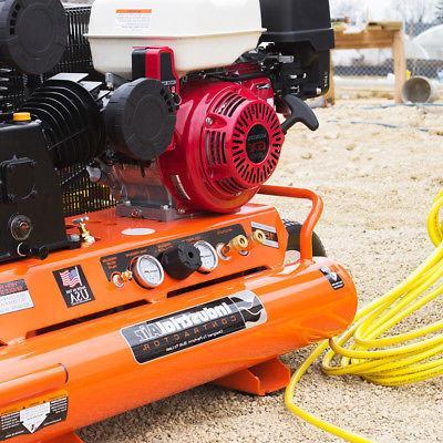 Industrial Air CTA9090980.ES 9 Gallon Electric Start Air Compressor